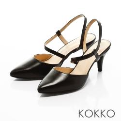 KOKKO 時髦歐美女神跟鞋,結帳再9折!
