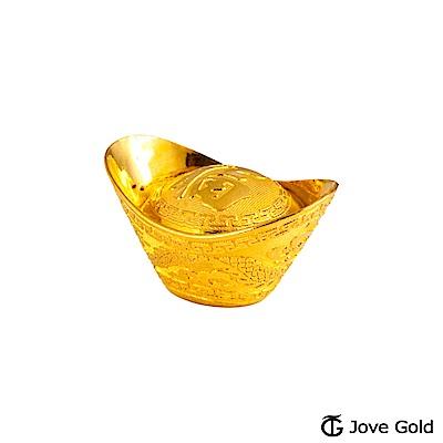 Jove Gold 貳台錢黃金元寶x1-福