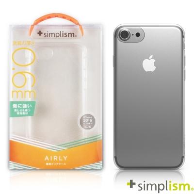 Simplism iPhone7 4.7吋用 超薄0.6mm保護殼