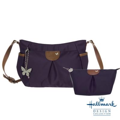 Hallmark-花漾繆斯側背包-紫色HLT15E