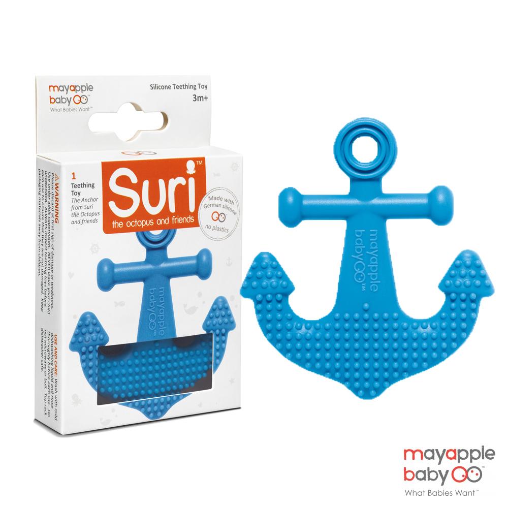 美國 Mayapple Baby 航海固齒器玩具-小船錨系列 (2種款式)