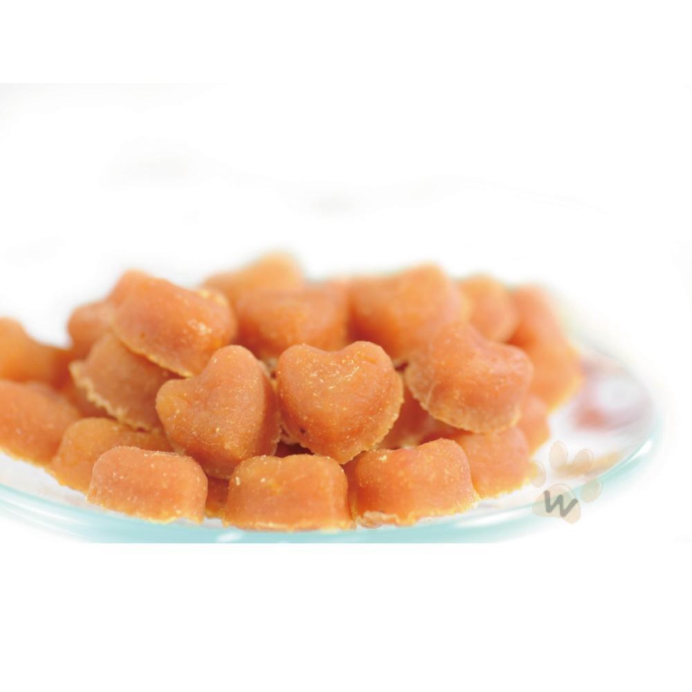 台灣寵物健康零食 可口愛心雞250g 1入