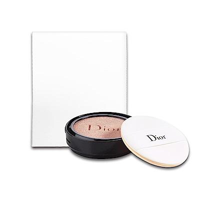 Dior迪奧 精萃再生花蜜氣墊粉餅蕊 15G #012 TEST(環保盒)