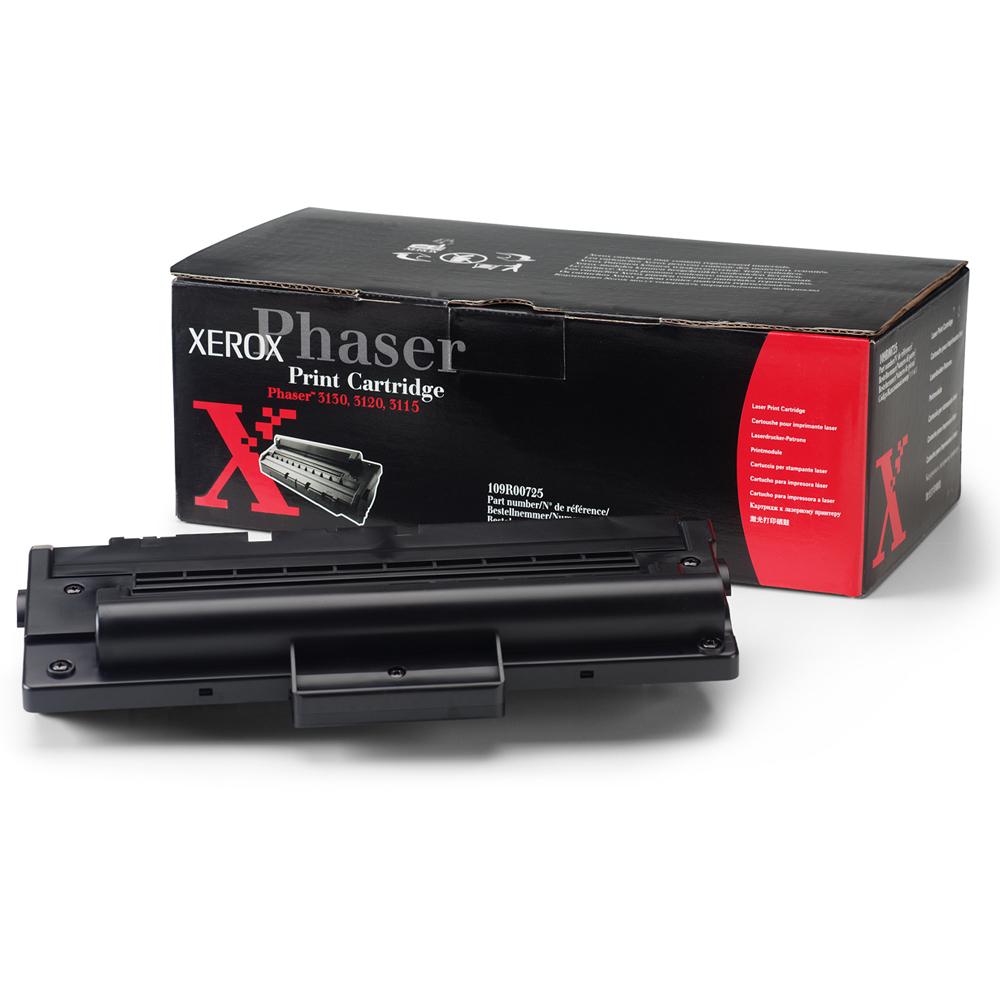 Fuji Xerox Phaser 碳粉匣,適用3115/3120/3121/3130