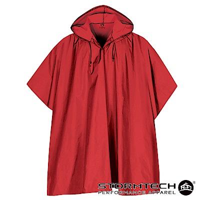 【加拿大STORMTECH】PCX-1輕薄防水雨衣-紅