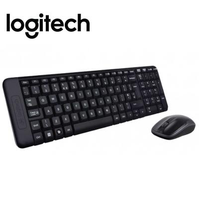 羅技 MK220無線鍵盤滑鼠組