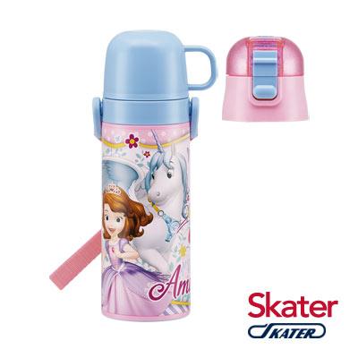 Skater不鏽鋼保溫水壺(2WAY)蘇菲亞Unicorn