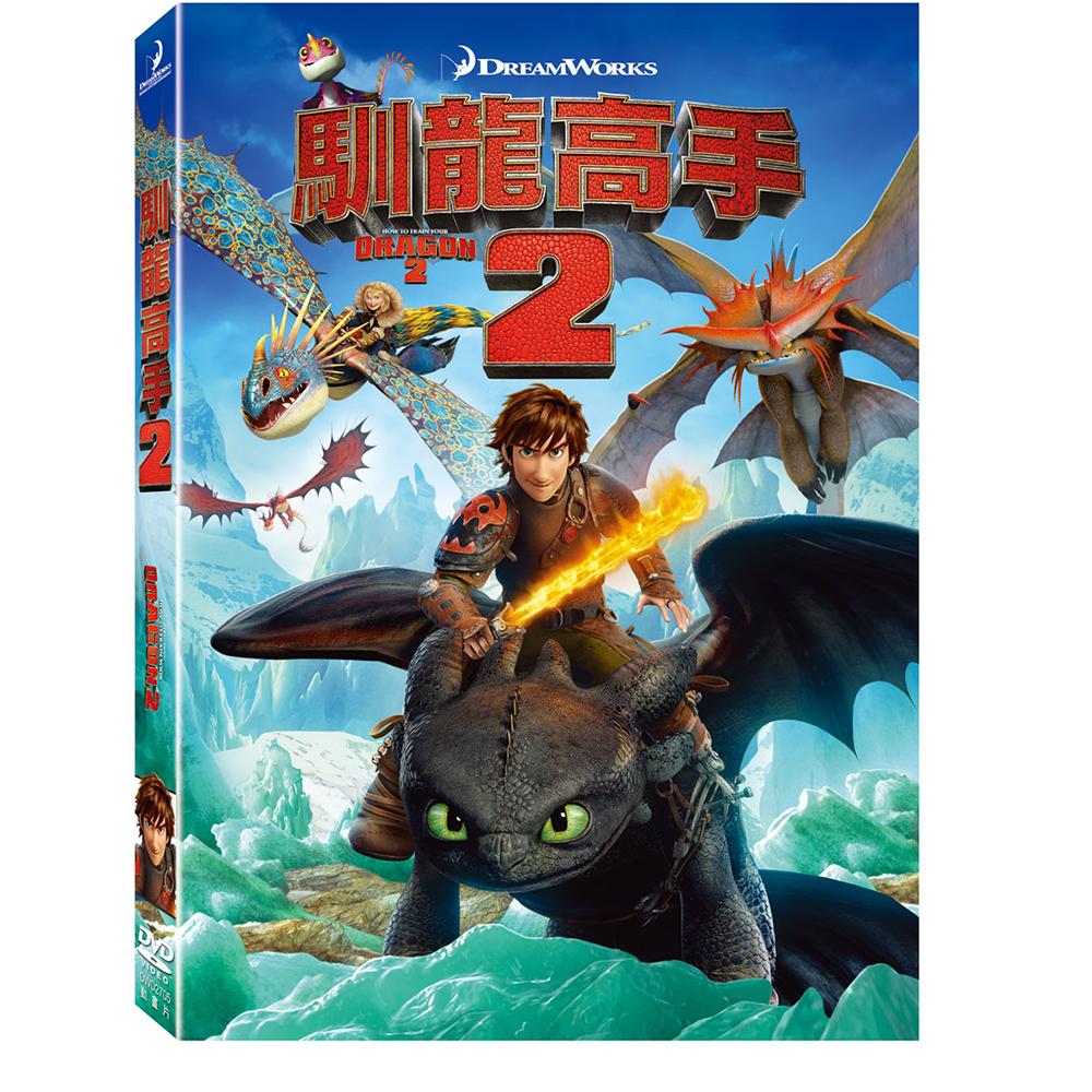 馴龍高手2 DVD 正式版
