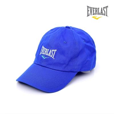 EVERLAST 美國運動品牌-經典潮流棒球帽-寶藍