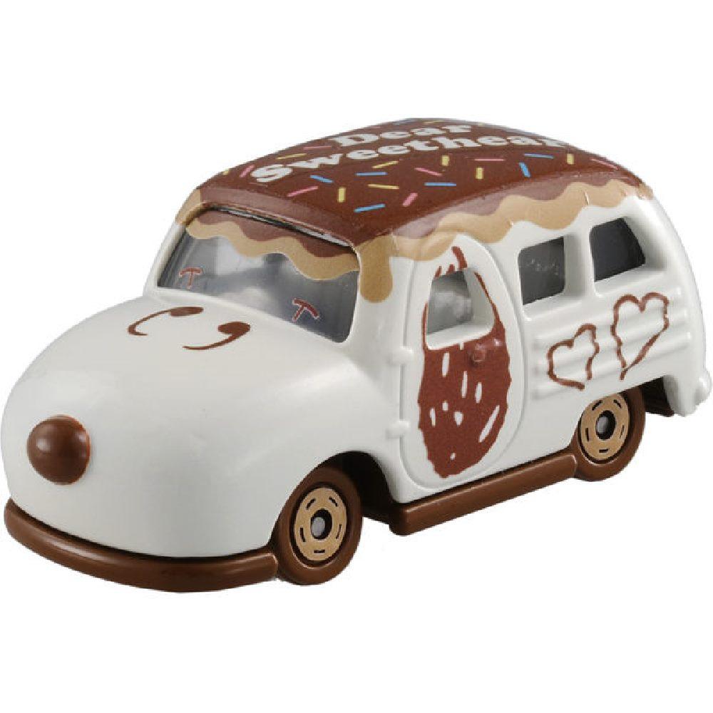 任選 Dream TOMICA史奴比情人節版 TM85663 多美小汽車