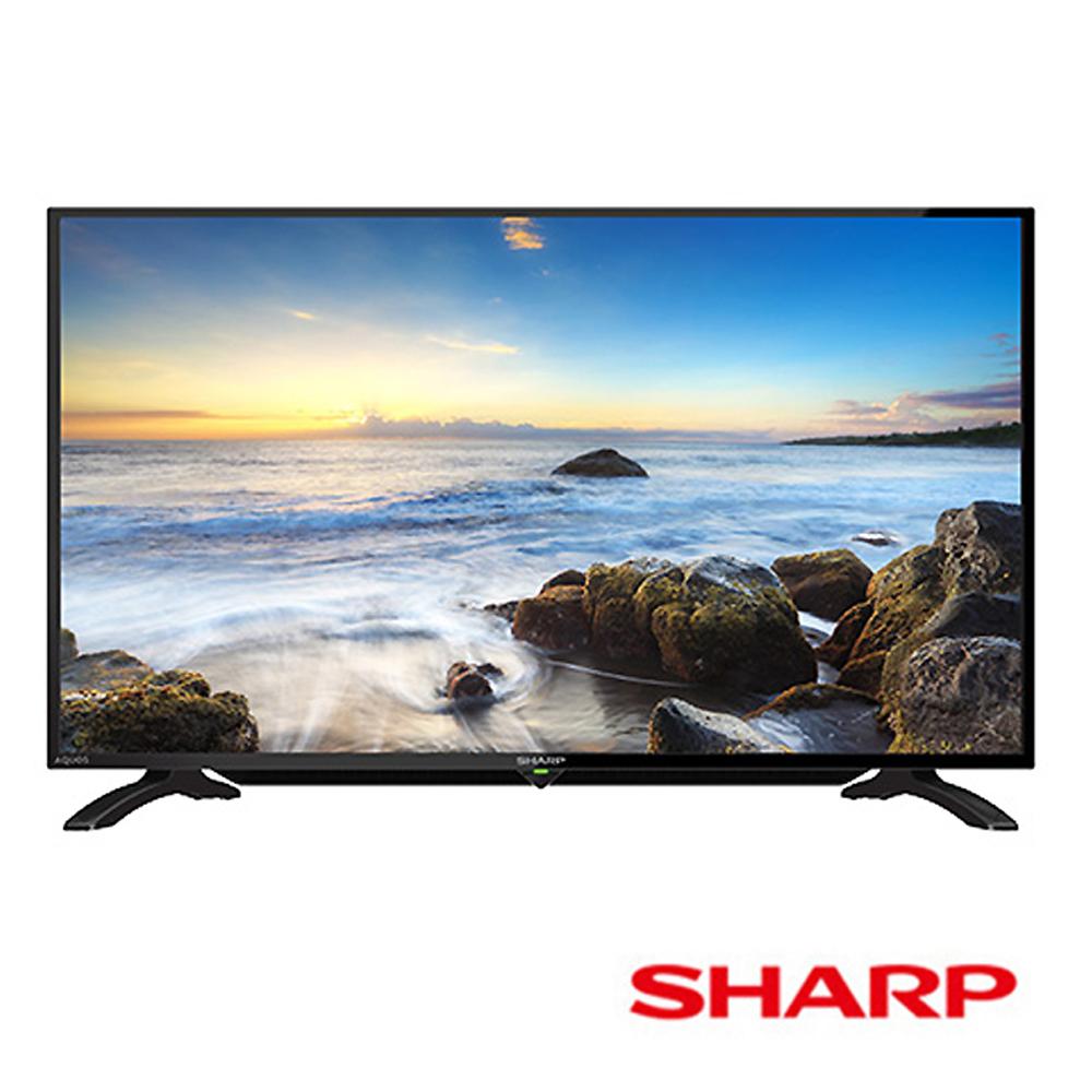 SHARP夏普45吋FHD連網液晶電視LC-45LE380T