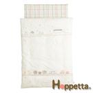 Hoppetta 攜帶式午睡被墊5件組(動物)