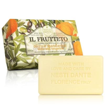 Nesti Dante 天然鮮果系列-橄欖柑橘皂(250g)X2入