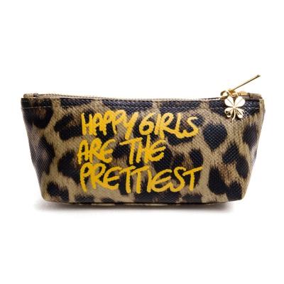 GG&L-T cut pouch化妝包-快樂獅