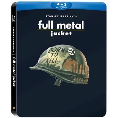金甲部隊 (鐵盒版)  Full Mental Jacket  藍光 BD