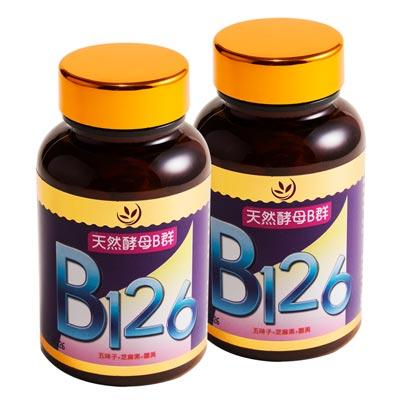 亞山娜生技 酵母薑黃B群 2瓶入(60錠/瓶)