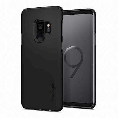 Spigen Galaxy S9+ Thin Fit-超薄防刮保護殼