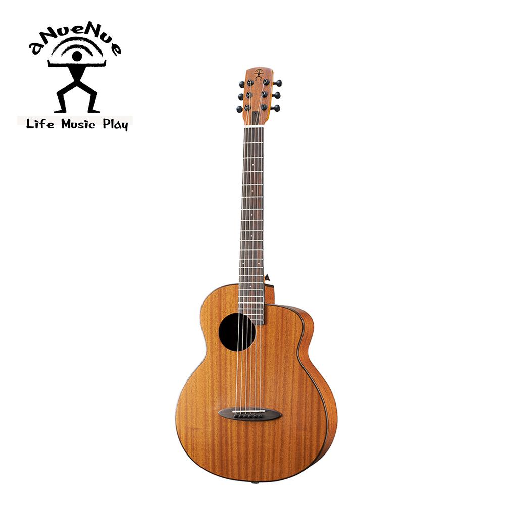 aNueNue M20E 羽毛鳥36吋面單鋼弦民謠電木吉他