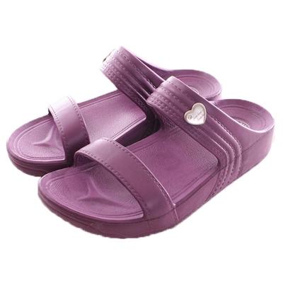 成人女款輕量舒適拖鞋 紫 sk0052 魔法Baby