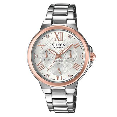 SHEEN 尼羅河魅影時尚腕錶-SHE-3511SG-7AUDR-40mm