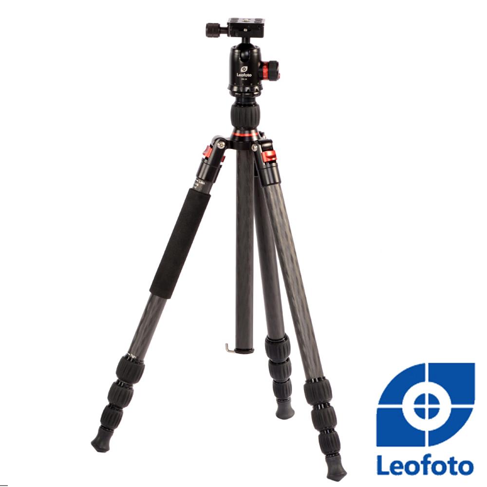 Leofoto徠圖 碳纖維三腳架(含雲台)-LT254+DB34