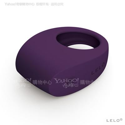 瑞典LELO-TOR 2 男性六段式時尚振動環-紫(快速到貨)