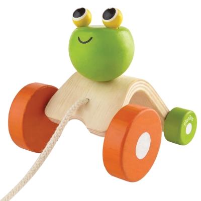 手拉車-GMP BABY PLANTOYS 跳跳蛙