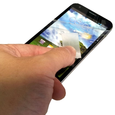 EZstick ASUS PadFone 2 A68 手機防藍光螢幕貼 靜電吸附