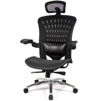 【aaronation】愛倫國度 多功能人體工學電腦椅 - (i-131SGA)