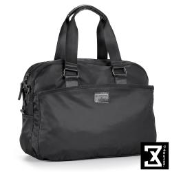 74盎司 尼龍中性手提側背包(小)[TG-203]黑