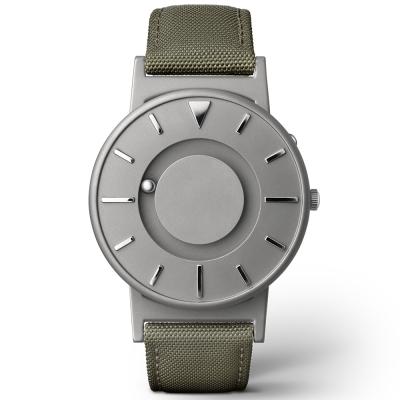 EONE 美國設計品牌 Bradley 觸感腕錶-橄欖綠/40mm