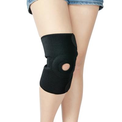 源之氣 竹炭加強型運動長護膝 2入 RM-10217