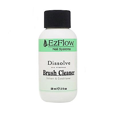 EZFLOW 美國專業光撩-60260 筆刷清潔液 59ml
