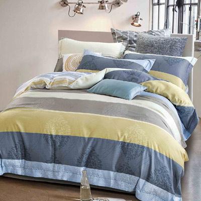 Saint Rose 非凡 雙人吸濕排汗天絲兩用被套床包四件組