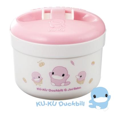 KU.KU酷咕鴨-密封式兩用粉撲盒