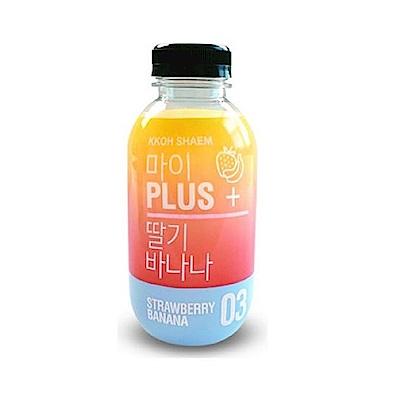 韓味不二 花泉草莓香蕉奶昔(60g)