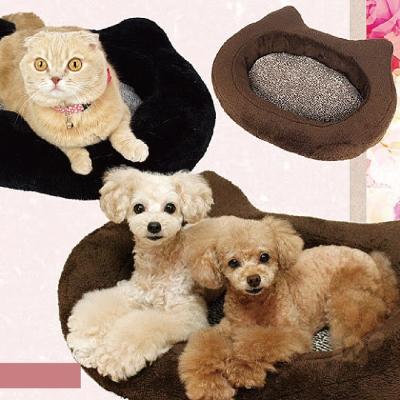 寵喵樂 iDog&iCat 貓頭造型睡窩
