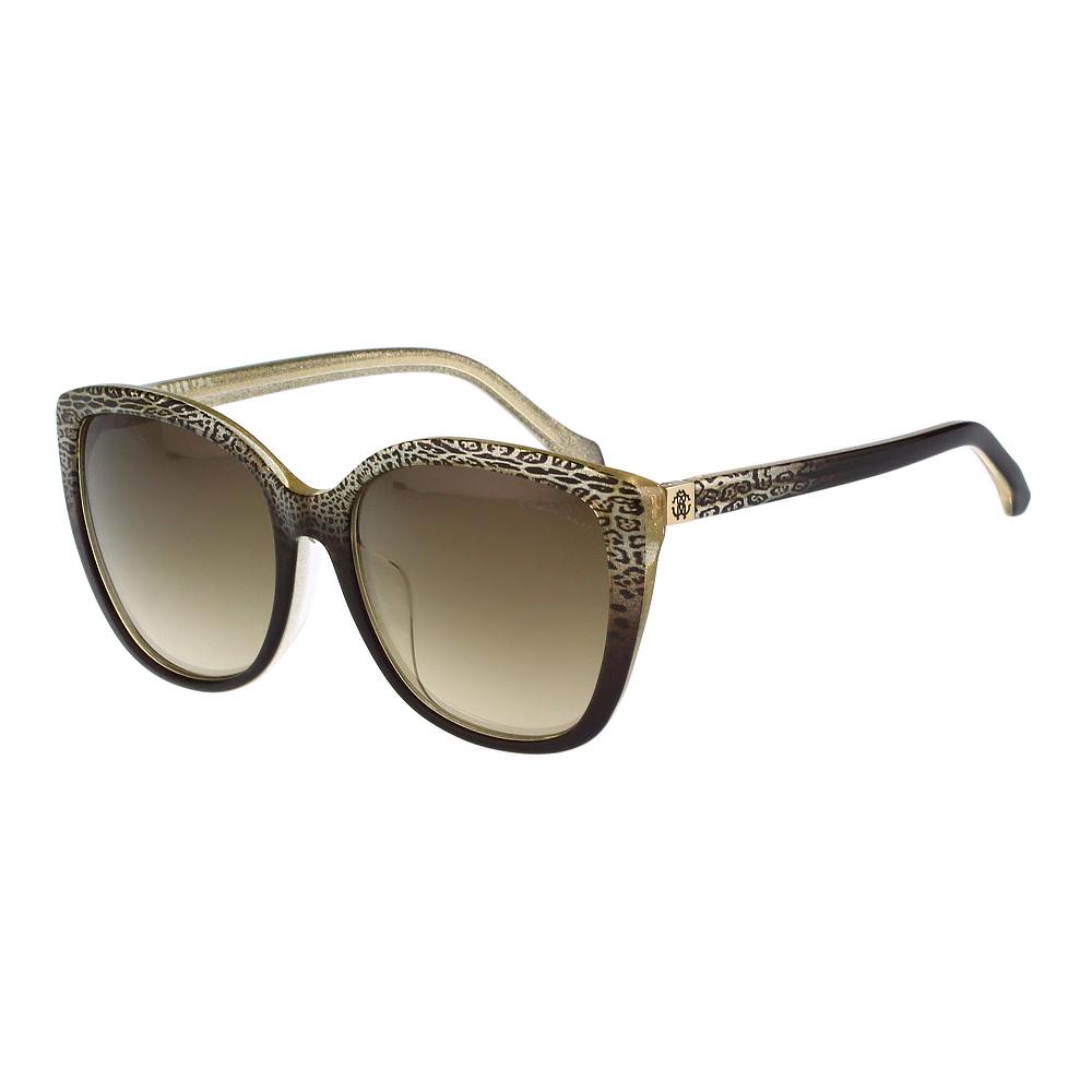 Roberto Cavalli太陽眼鏡豹紋色