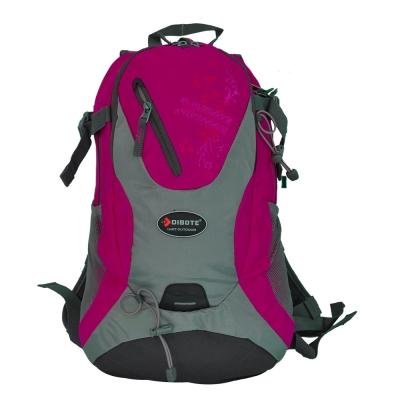 迪伯特DIBOTE 短程登山背包/攻頂包-20L(紫)