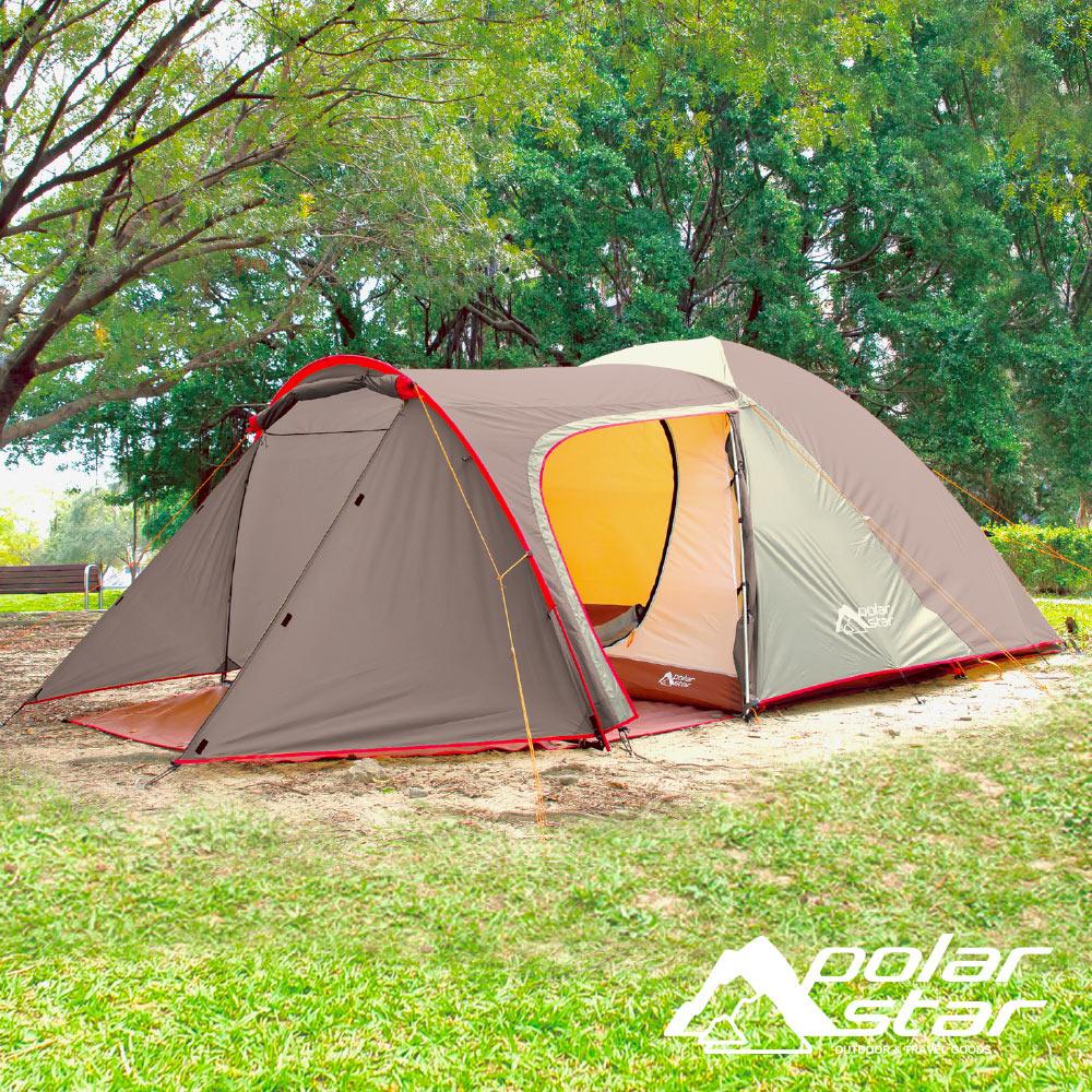 Polarstar 5人圓頂帳 戶外 露營 帳篷 P16750