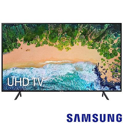 SAMSUNG三星 43吋 4K UHD液晶電視 UA43NU7100WXZW