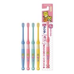 日本三詩達 巧虎牙刷 (0-2歲) 單支入