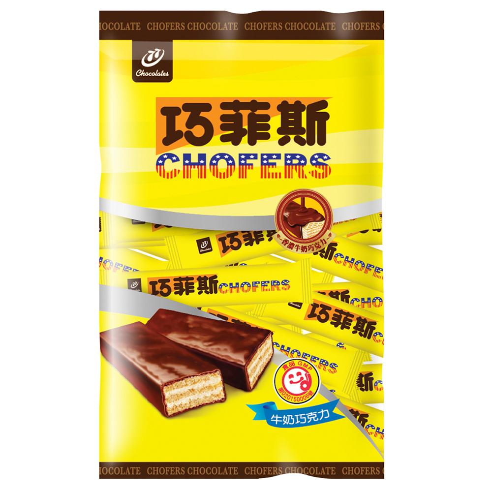 77巧菲斯夾心酥(牛奶口味)(300g)