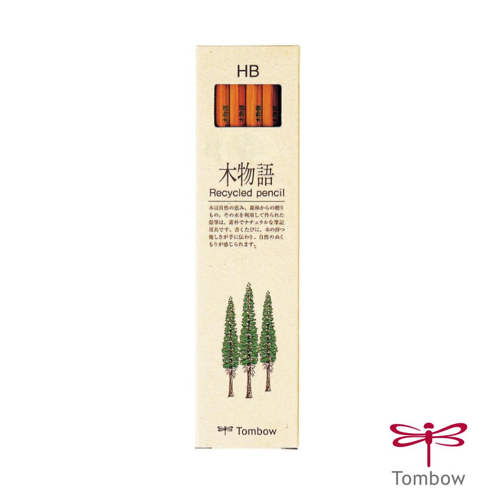 TOMBOW 蜻蜓 - 書寫系 木物語 鉛筆
