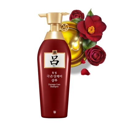 呂 韓方修護洗髮精_受損髮質適用 400ML (升級版)