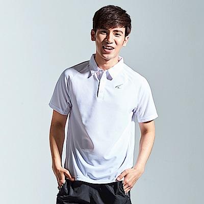 【AIRWALK】簡約立領排汗T恤(共三色)