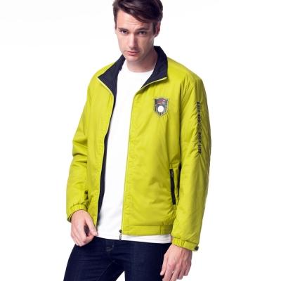 聖手牌 外套 黃色系 高級材質運動休閒外套