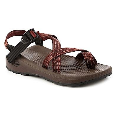 美國Chaco男越野舒壓運動涼鞋夾腳款CH-ZLM02HE07 (蚻黧K布)