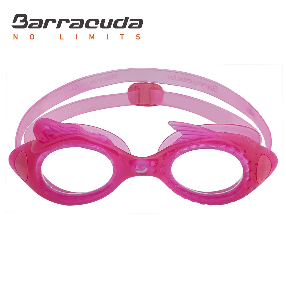 美國Barracuda巴洛酷達little mermaid兒童防霧泳鏡-小美人魚