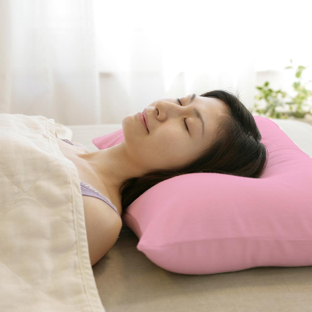 王樣的夢枕 記憶枕 (桃粉紅)
